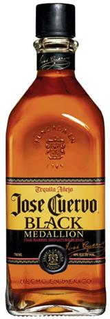 Jose Cuervo Tequila Black Medallion